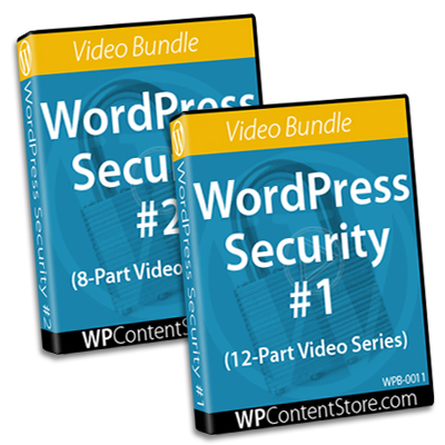 WordPress Security - 20 Videos